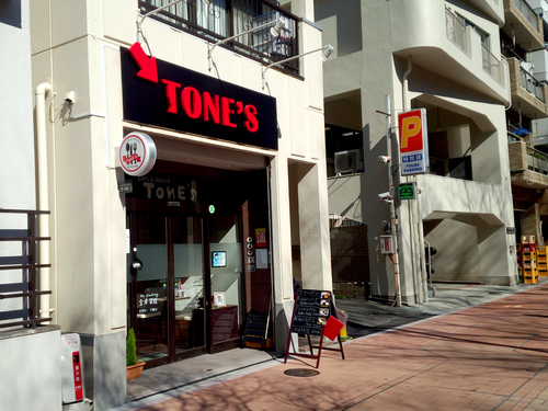 TONE'S after