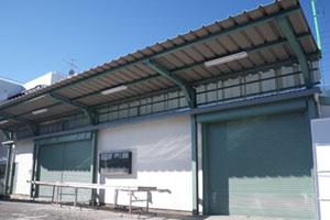 神奈川県厚木市の自社工場